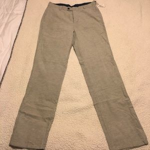 NWT Peter Millar Corduroy Dress Pants